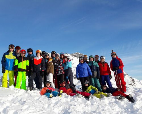 Jugendsportwochenende in Lech am Arlberg