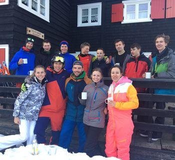 Fuchshof, Friends & Skihasen 2017