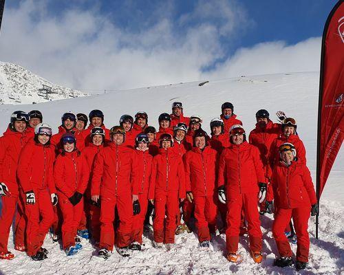 Skilehrer Einweisung Snowteam